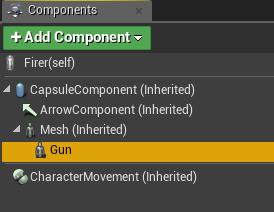 Gun Component