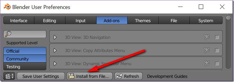 Using Autodesk FBX in Blender - Epic Wiki
