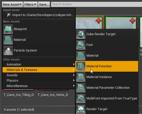 Creating Layered Materials (Tutorial) - Epic Wiki