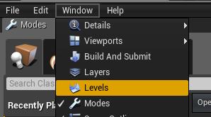 Blueprint manual level streaming epic wiki setting up the level malvernweather Gallery