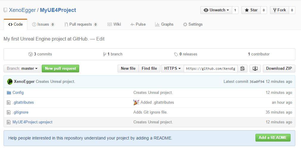 ProjectAtGitHub.JPG