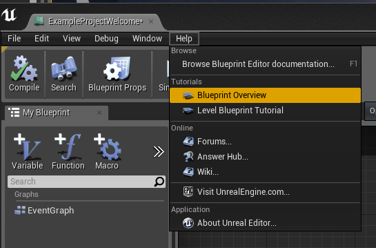 Blueprint fundamentals epic wiki builtinhelptutorialg malvernweather Gallery