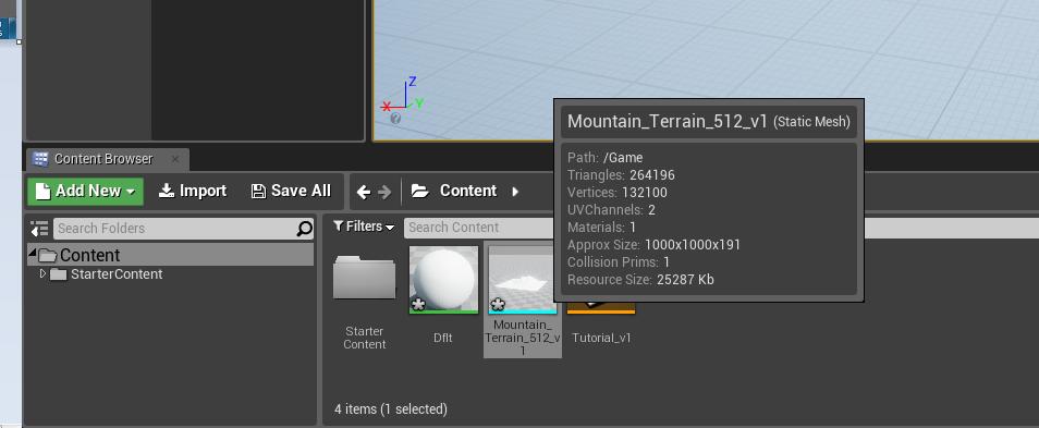 Vue Series of tutorials - UE4 Terrains23b.png