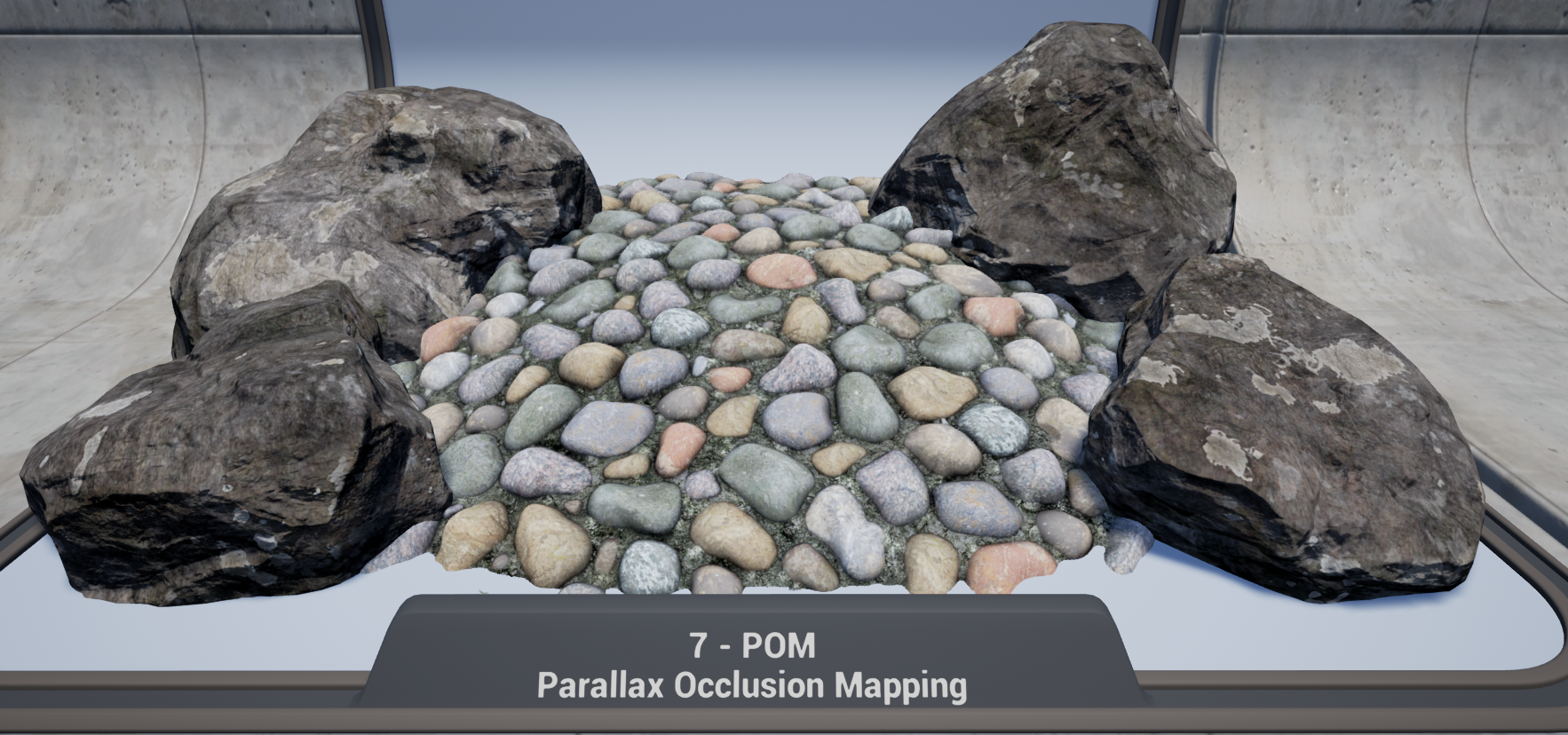 parallax occlusion mapping epic wiki