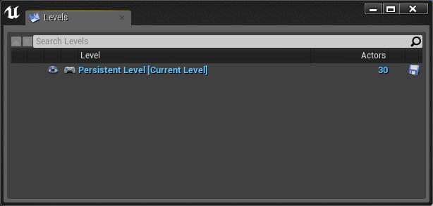 Blueprint manual level streaming epic wiki empty levels window malvernweather Gallery