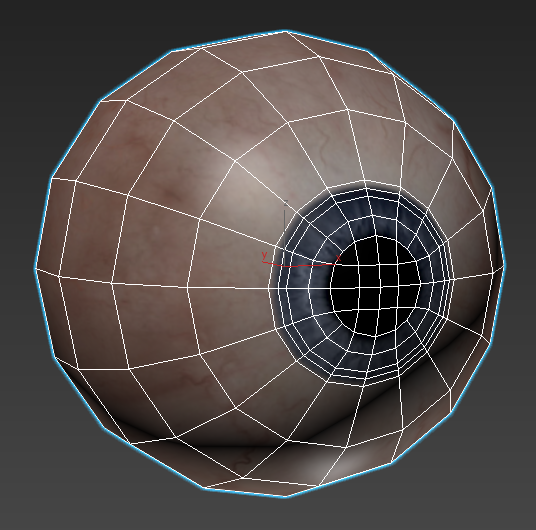New eye base