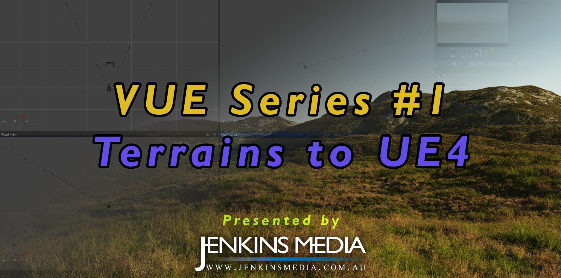 Vue Series of tutorials - UE4 Terrains1.png