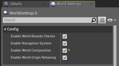 UE4 World Settings.png
